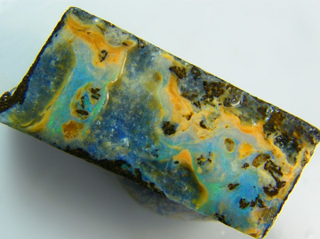 ROUGH BOULDER OPAL  53 CTS DT-4903