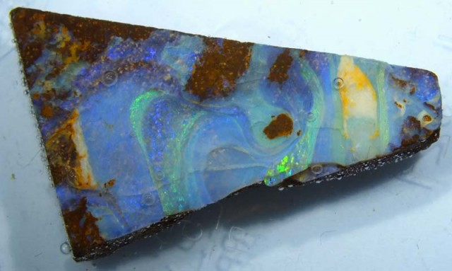 ROUGH BOULDER OPAL 40 CTS DT-4862