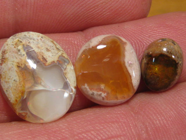 OpalWeb - NEW STOCK Mexican Opal - 14.05Cts.