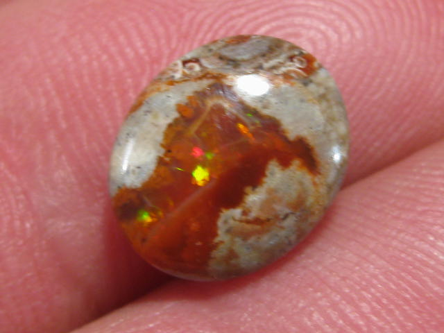 OpalWeb - NEW STOCK Mexican Opal - 2.90Cts.
