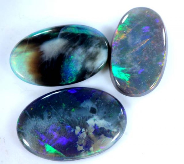 BLACK OPAL POLISHED  1.5  CTS  TBO-852