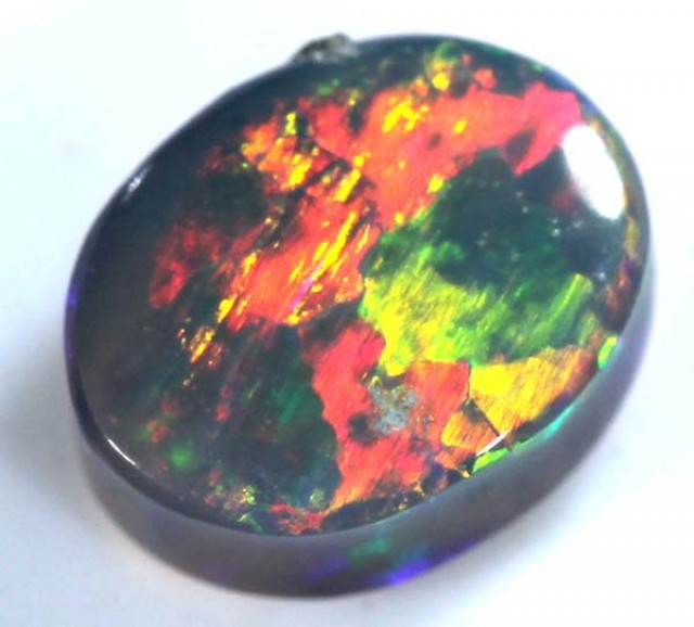 BLACK OPAL POLISHED   0.4 CTS  TBO-853