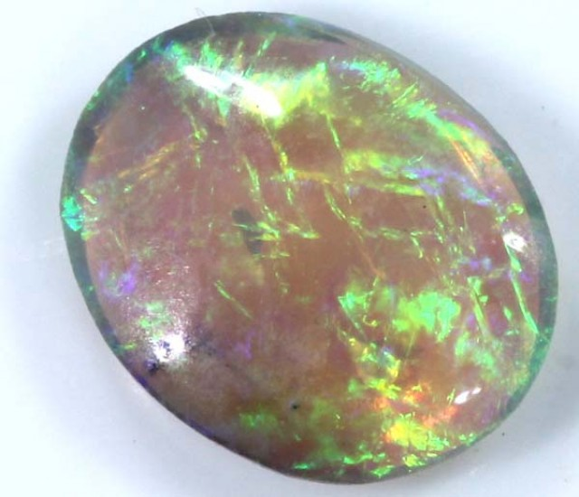 BLACK OPAL POLISHED  0.4  CTS  TBO-1014