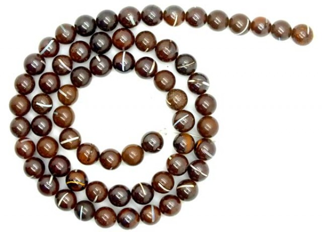 BOULDER  OPAL BEADS  DRILLED  250 CTS LO-275