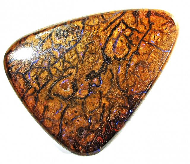 37.65 CTS 2 SIDED YOWAH STONE -TOP POLISH [SO730]