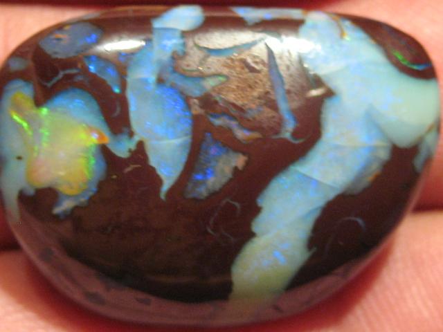 YowahOpals*53.25Cts-Quality Boulder Matrix Opal.