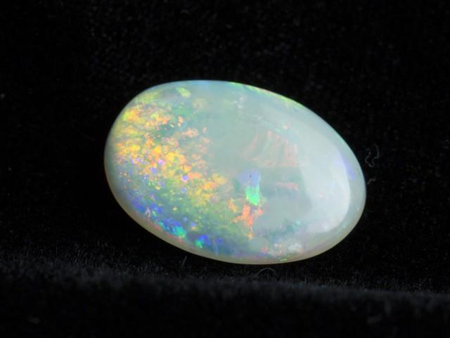 3.9ct Oval Ribbon Crystal Opal (CY15)
