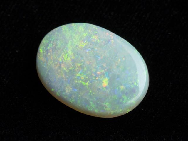 8.05ct Oval Straw Crystal Opal (CY23)