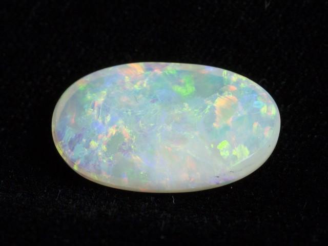 6.7ct Oval Rainbow Floral Crystal Opal (CY28)