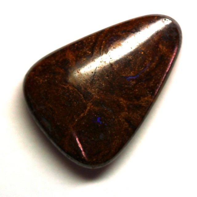 18.75 cts Boulder Opal - Winton - Bright Flash (RB654)