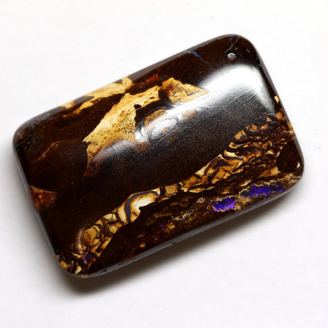 26.82 cts Beautiful Koroit Bolder Opal (RB597)