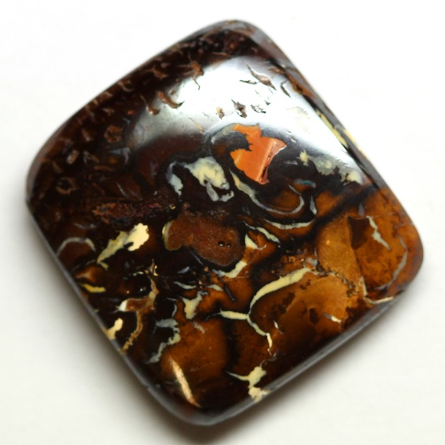 26.81 cts Beautiful Koroit Bolder Opal (RB597)
