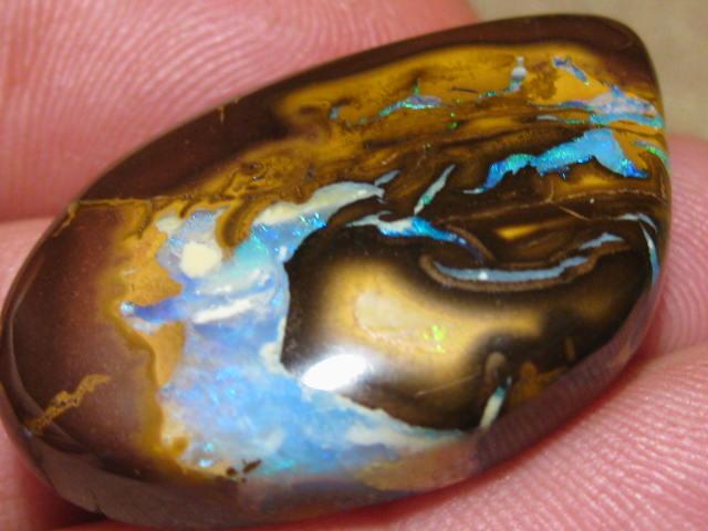 YowahOpals*48.10Cts-Quality Boulder Matrix Opal.