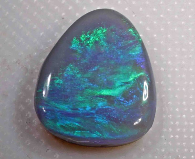 1.80 CT BLACK OPAL FROM LR - 431201
