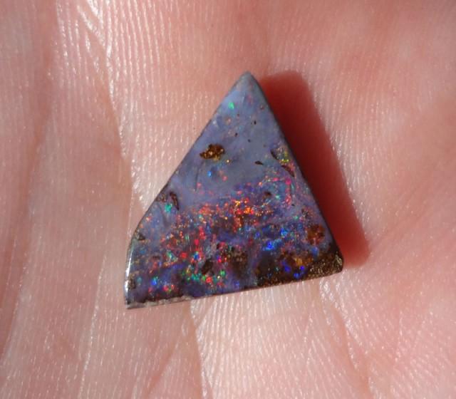 4.35 carat Gorgeous Quilpie Boulder Opal - Multicolour Fire