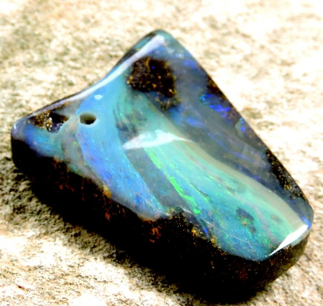 68.2 Cts Character  Boulder Opal  Pl  1145