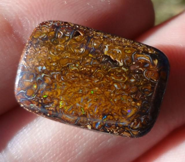 13.6 carat Koroit Solid Boulder Opal