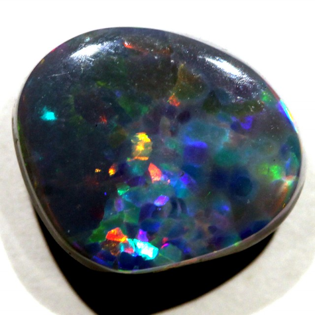 2.16 CTS DARK OPAL LIGHTNING RIDGE [Q1522]SH
