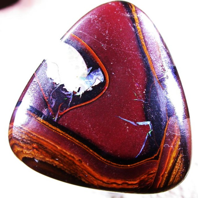 50.3 CTS YOWAH STONE-WELL POLISHED  [SO1886]