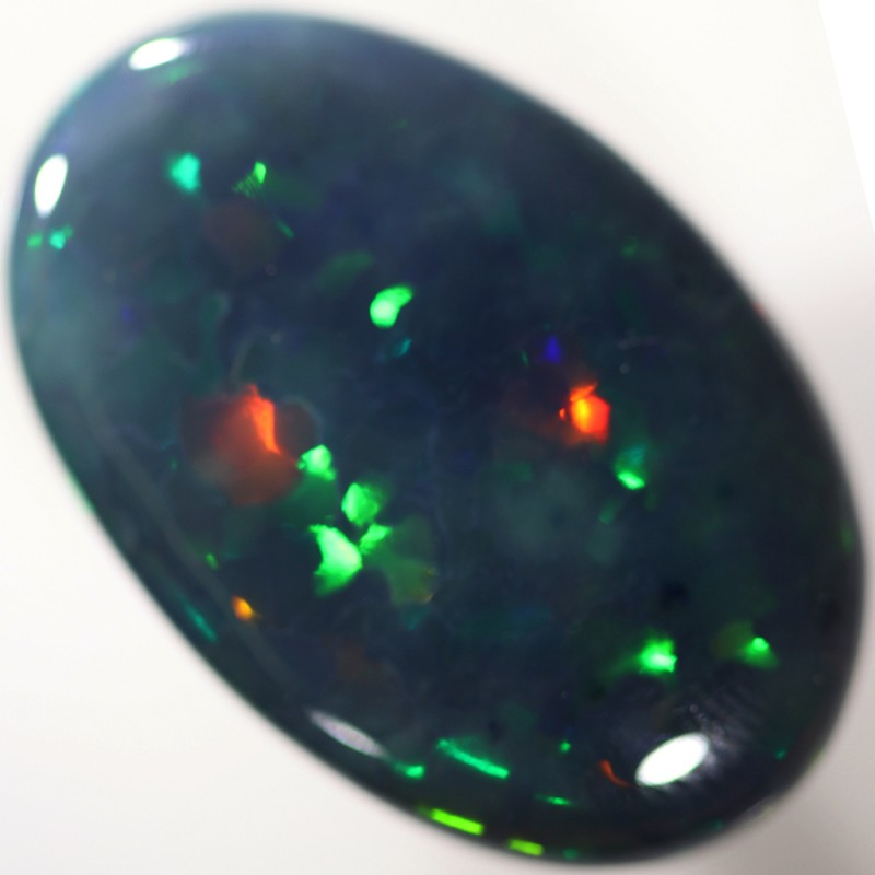 30.70 CTS OPAL FROM LIGHTNING RIDGE-BODY TONE N2 [SO15]