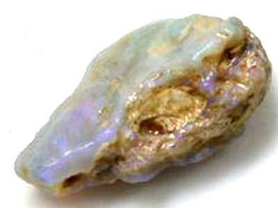 CRYSTAL  OPAL ROUGH 10.6 CARATS S882