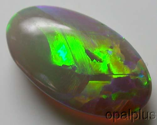 OPAL FIRE CABOCHON 1.25 CTS RETAIL $1800 B417