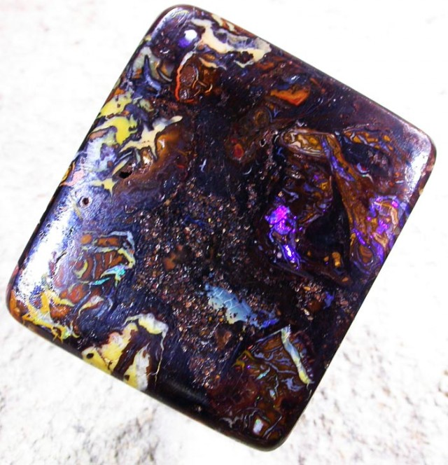 78.0 CTS YOWAH STONE-WELL POLISHED  [SO2253]