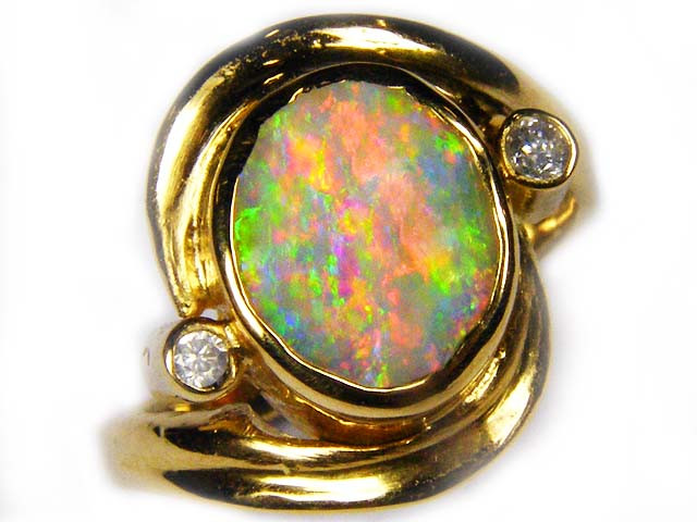 THIS IS ACCURATE IMAGE AS HARD TO TAKE IMAGE OFF THIS BEAUTIFUL OPAL