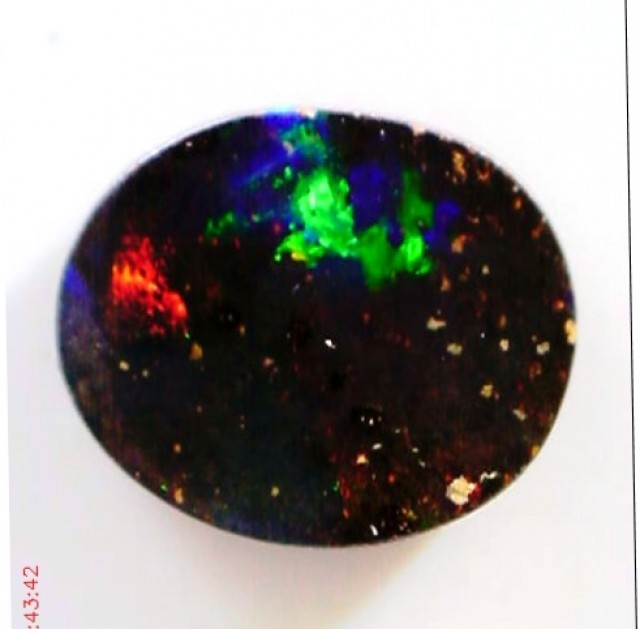 1.65ct Multi Color Boulder Opal, Australia ST74