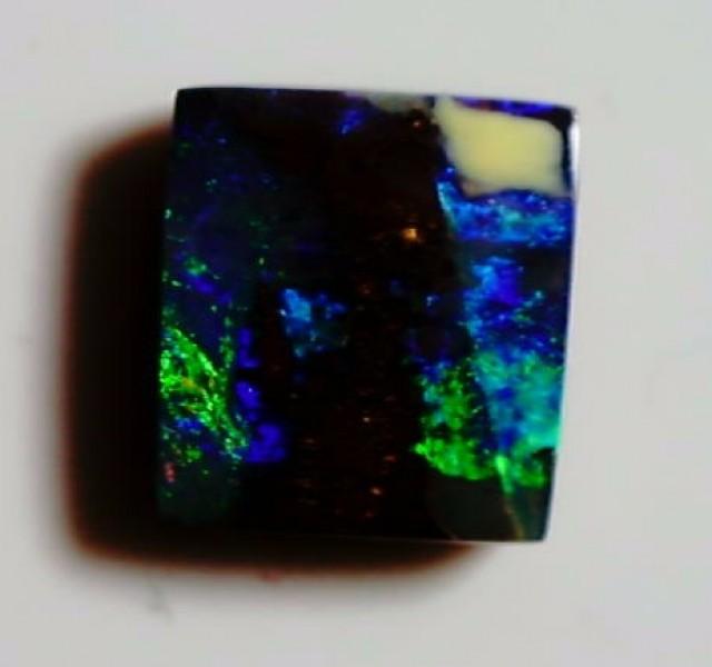 2.70ct Nice Blue Green Flash Boulder Opal, Australia ST78