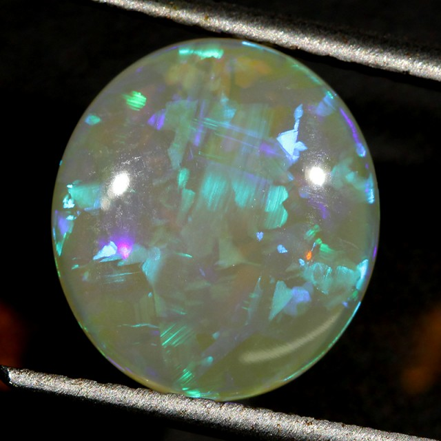 3.00 cts Bright Crystal Opal Fro Lightning Ridge (R2327)
