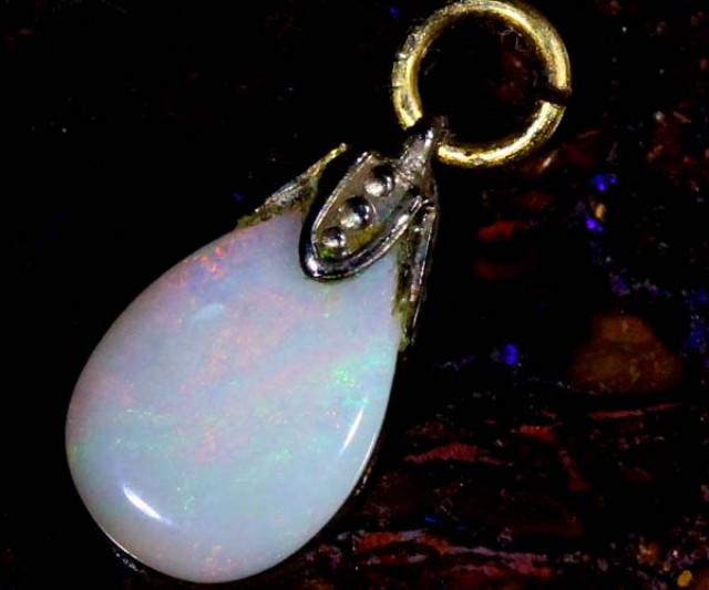 OPAL PENDANT  2.1 CTS   OF-507-opalsforever