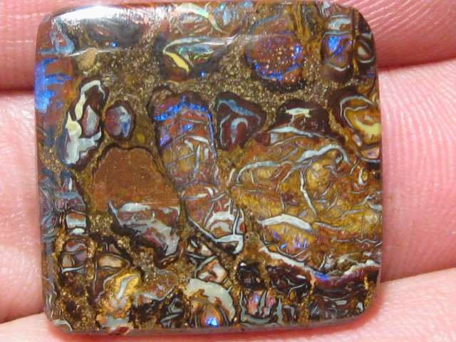YowahOpals*45.3Cts - Koroit Boulder Opal.