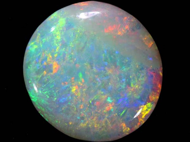 SOLID OPAL STONE  2.40  CTS  TBO-19*62