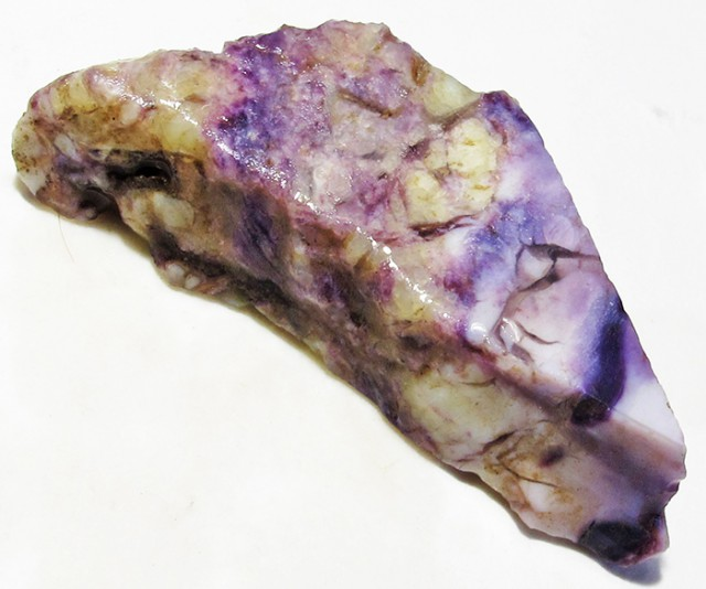 30.8 CTS OPAL FLUORITE ROUGH 'TIFFANY STONE' [DT3058]