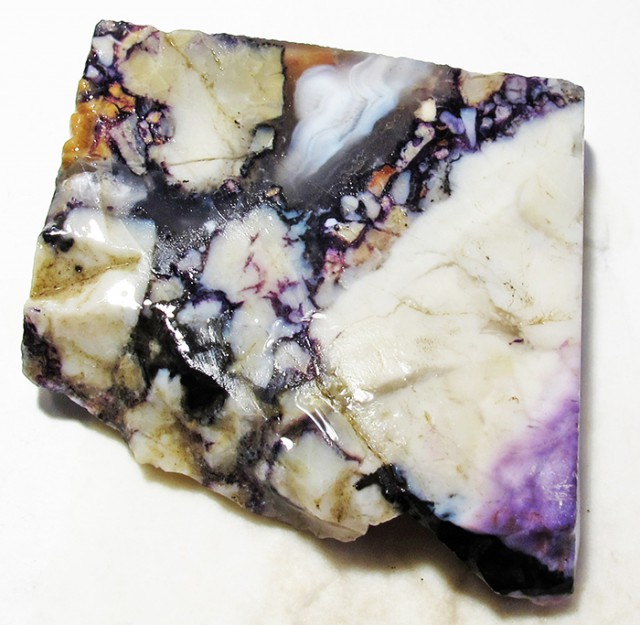 82.30 CTS OPAL FLUORITE ROUGH 'TIFFANY STONE' [DT3099]