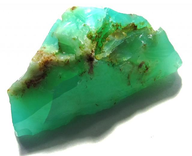 17.6 CTS GREEN OPAL ROUGH TANZANIA   DT-3133