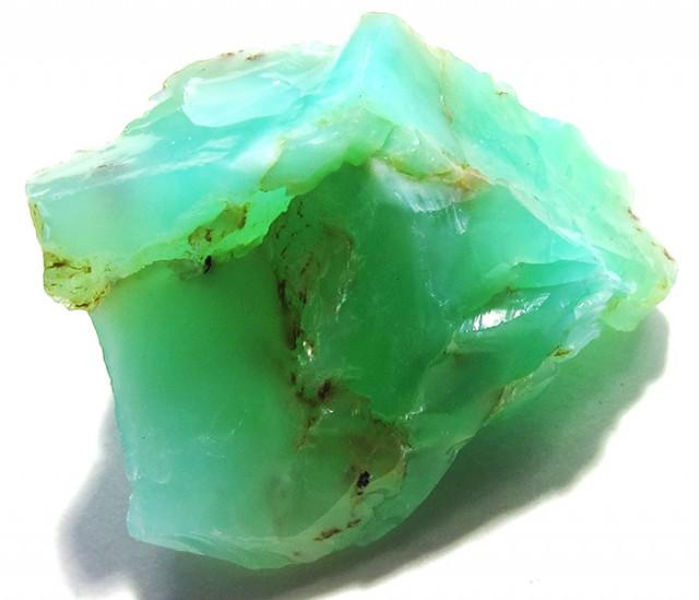 28.3  CTS GREEN OPAL ROUGH TANZANIA  DT-3134