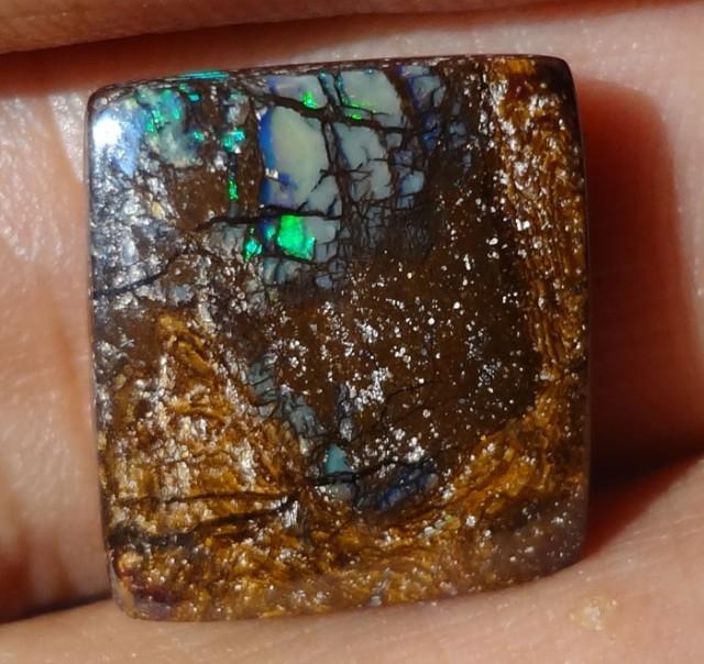 15.2 carat Koroit Solid Boulder Opal