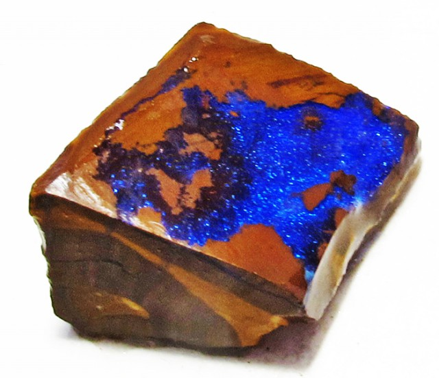 BOULDER OPAL ROUGH  8 CTS DT-3227