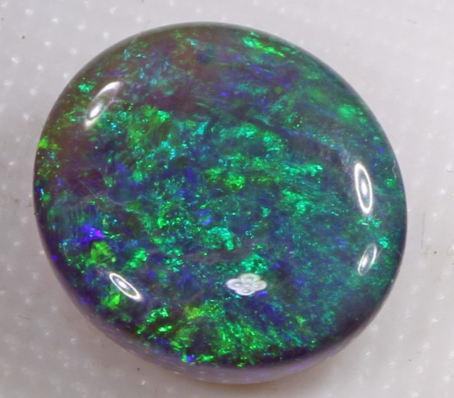 3.10 cts  BLACK OPAL FROM LR   570011