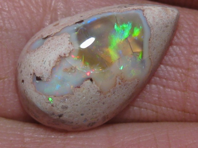 OpalWeb - Latest  Stock Mexican Opal - 6.30Cts.