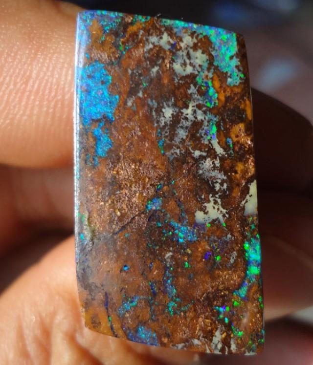 24.1 carat Quilpie Solid Boulder Opal