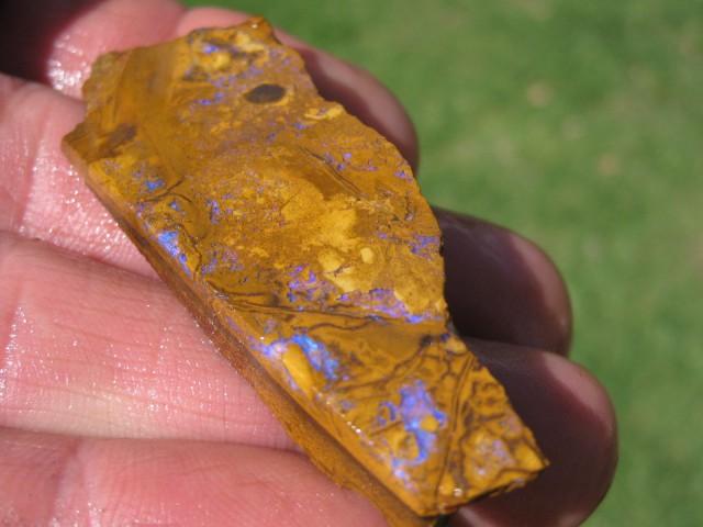YowahOpals*88.7Cts - Koroit Boulder Opal ROUGH.