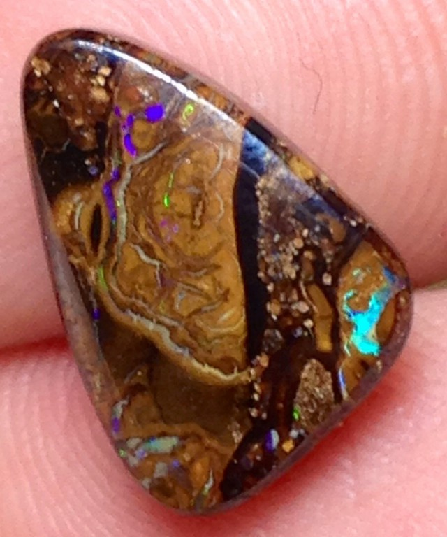 BARGAIN BUY IT NOW Boulder Opal Picture Stone AA692 5cts