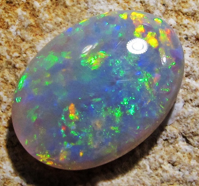 2.40 Cts Fire  Opal  QBR264