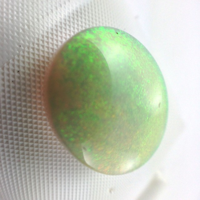 5.6 Cts Character dual color  Pattern  Fire Opal  FO 172