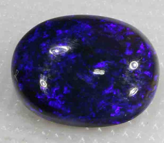2.05 ct  BLACK OPAL FROM LR      FREE SHIPPING