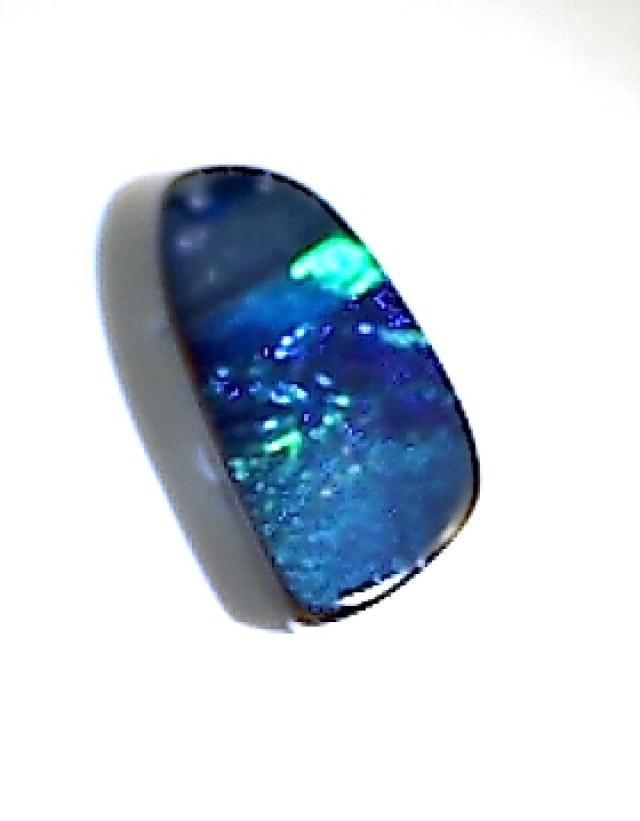 Multi Colur 2.0ct Solid Boulder Opal, Australia, CG26