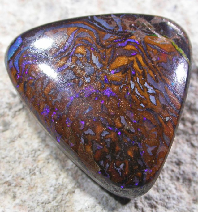 12.3 CTS YOWAH STONE-WELL POLISHED  [SO3729]